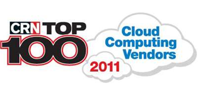 The top 20 cloud software & apps vendors of 2011