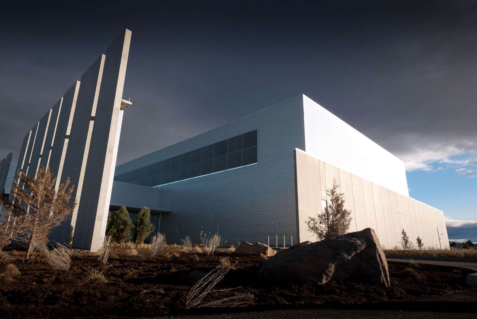 Photos: Inside Facebook's radical Prineville data centre