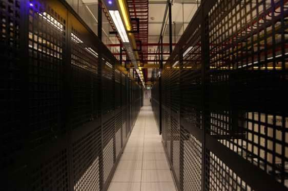 Photos: Equinix's Sydney3 data centre