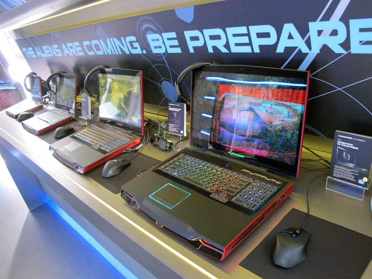 Crysis 2 Caravan: Alienware tours Sydney with custom-built trailer