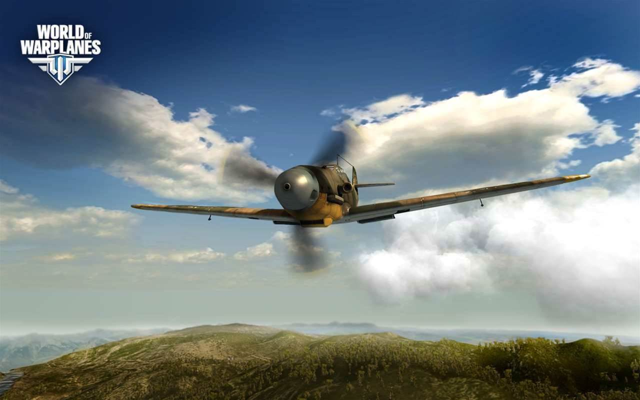 World of Warplanes screens