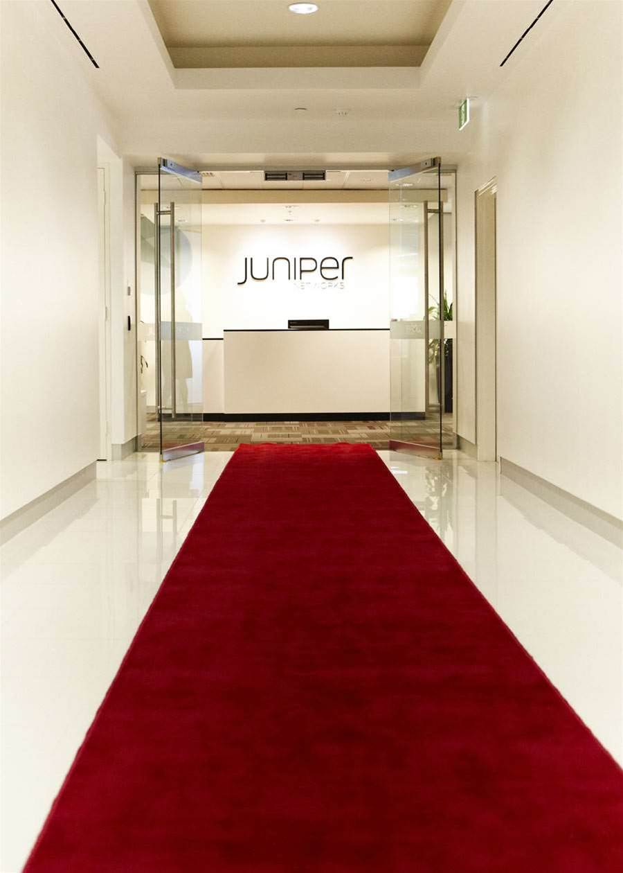 Photos: Juniper opens Melbourne office