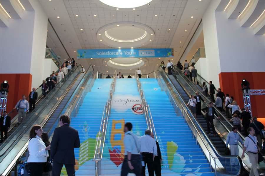 Photos: Dreamforce 2011 in San Francisco