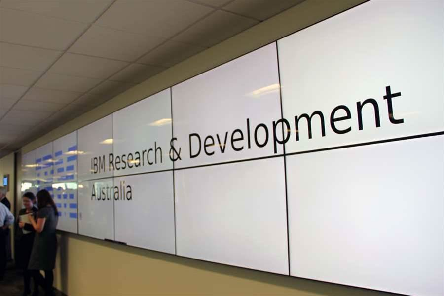 """IBM has opened a research and development centre on Melbourne's Lygon Street -- a location that Australian R&D director Glenn Wightwick said was chosen for its proximity to the University of Melbourne, """"cafes and good food""""."""