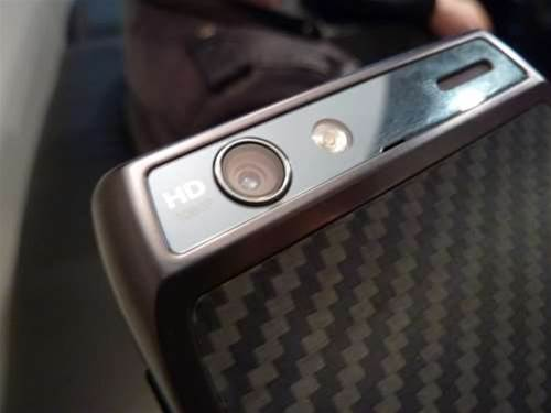 In pictures: Motorola Razr 2011