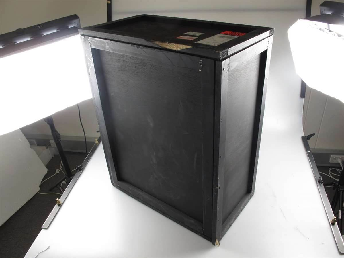 <h2>Origin Genesis PC unboxing</h2> As befits a $6999 gaming rig, the Origin Genesis PC comes in a wooden crate that could comfortably house a sizable midget.