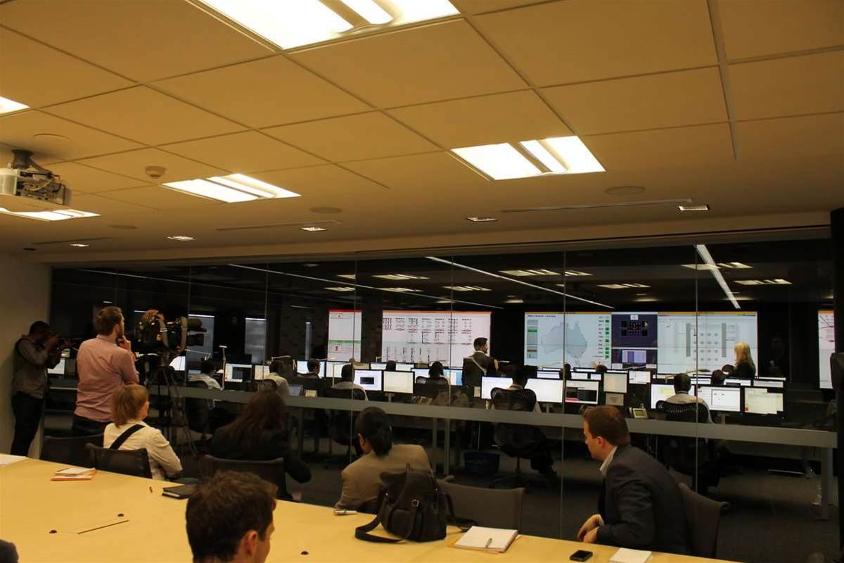 In Pictures: NBN Co opens network operations centre