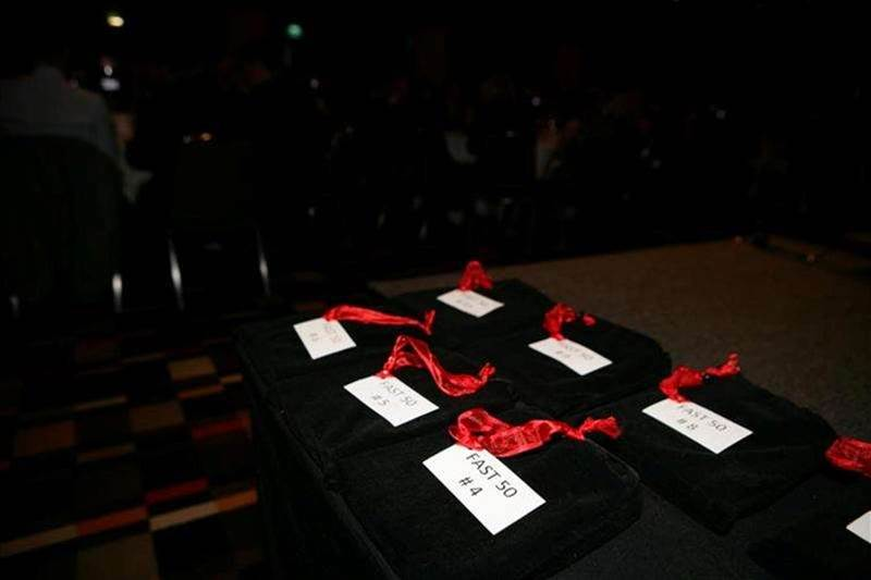 CRN hosted its Fast50 awards to over 200 people at the Sheraton on the Park in Sydney.