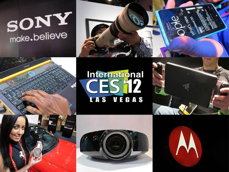 In Pictures: The CES showroom floor, 2012 (part 2)