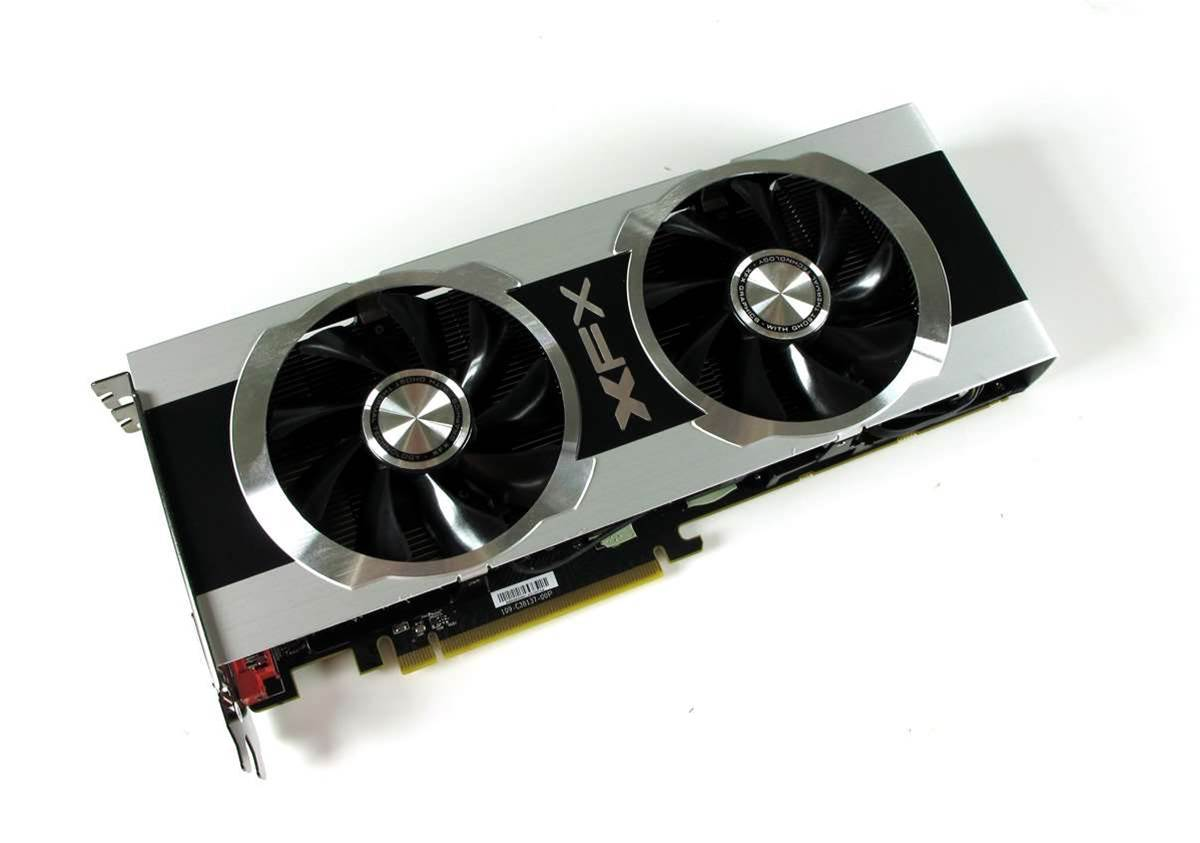 XFX R7950 Black Edition DD and ASUS HD 7950 Direct CU II TOP