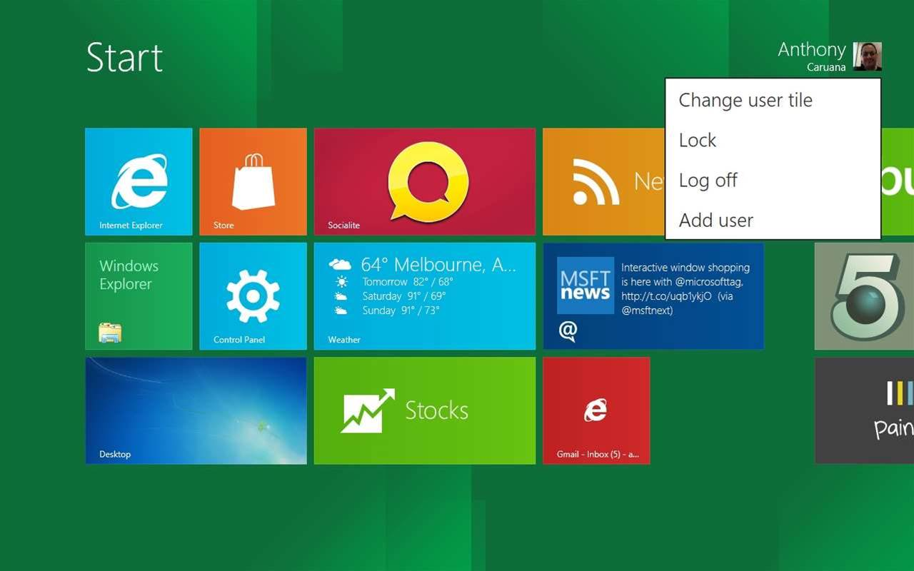 Screenshots: iTnews' enterprise guide to Windows 8
