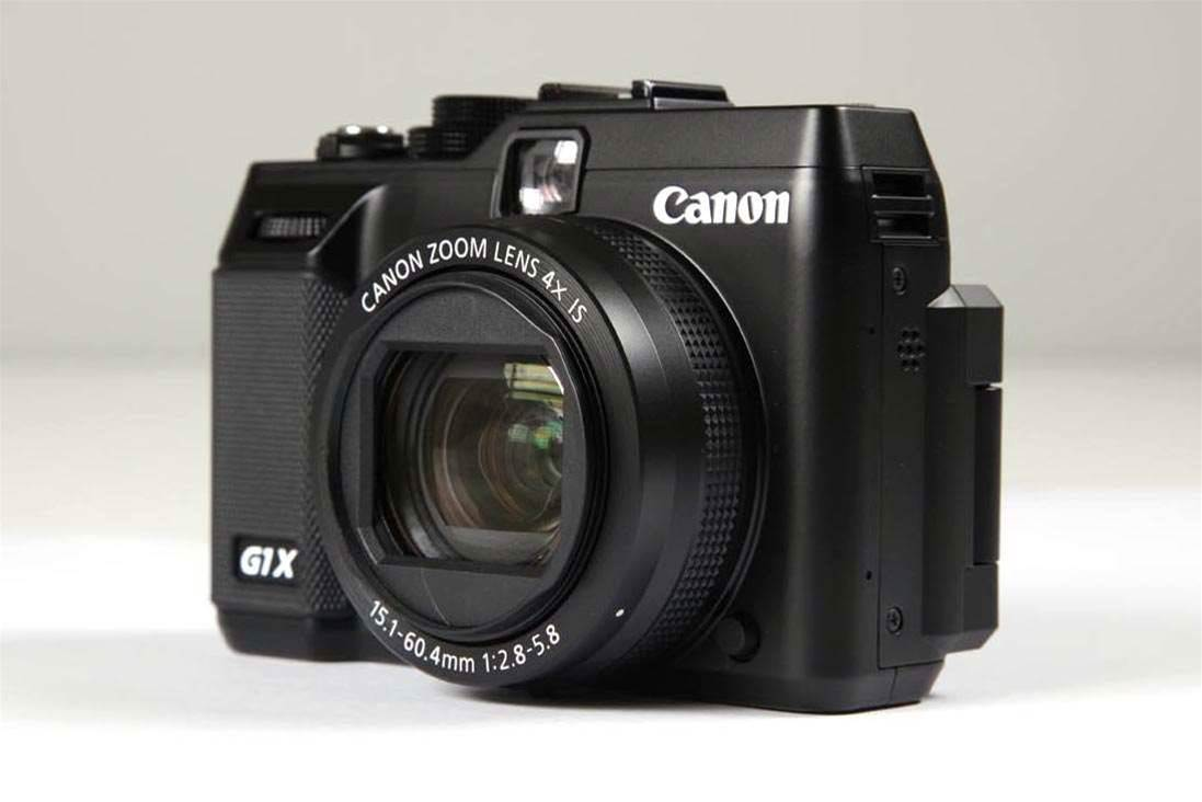 <h2>In Pictures: Canon G1X unboxing</h2>The Canon G1X is available now for a recommended retail price of $849.