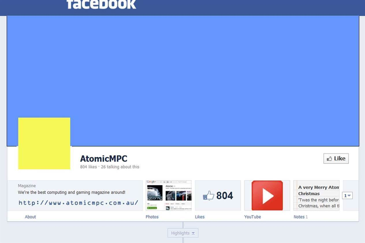 How to Mod Your Facebook Timeline Profile with Photoshop