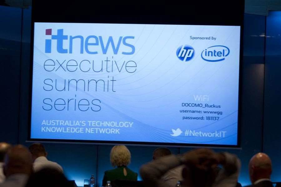 CIOs, IT manager and members of the telco service provider community joined iTnews editor Brett Winterford at Melbourne's Grand Hyatt for a half-day Executive Summit on March.
