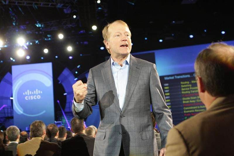Cisco last week held its 16th annual global partner conference with over 4000 delegates in San Diego. CEO John Chambers detailed how the massive cost cutting and restructuring measures initiated last year have begun to pay off.