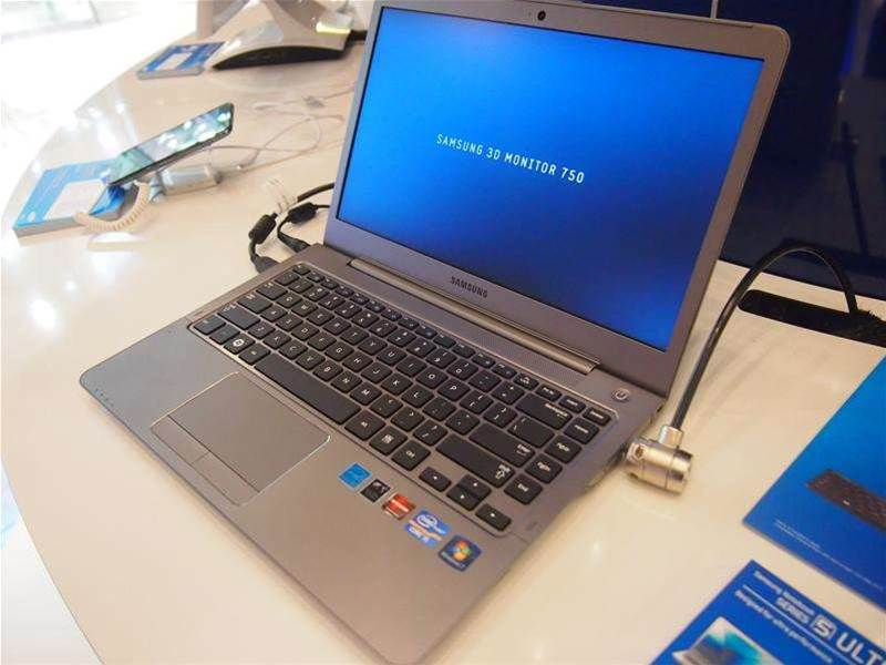 Meet Samsung's PC line-up for 2012