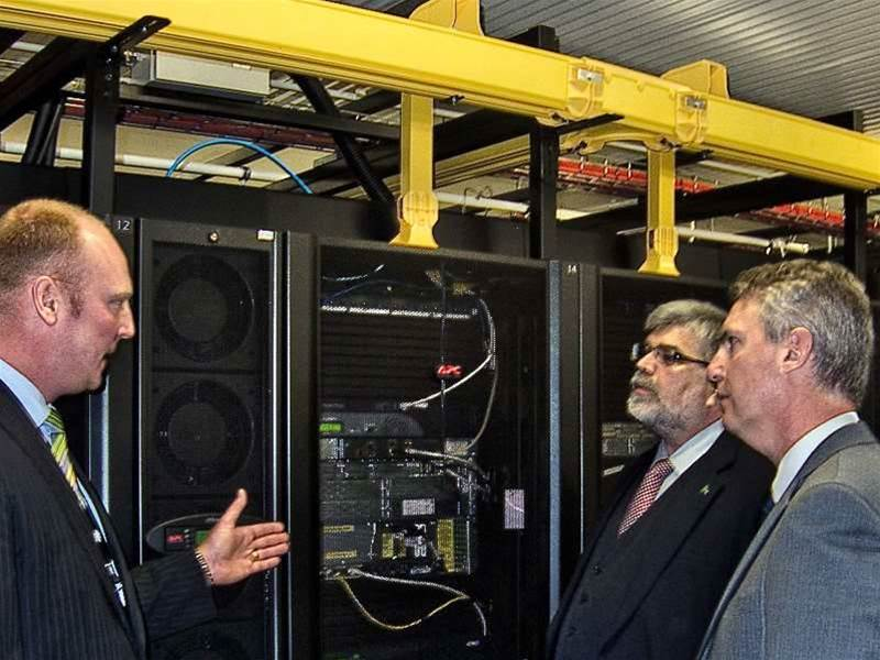 The DHS expects to save $5 million per year in power costs after merging seven ageing data centres into two more modern facilities, including the CDC facility in Hume.