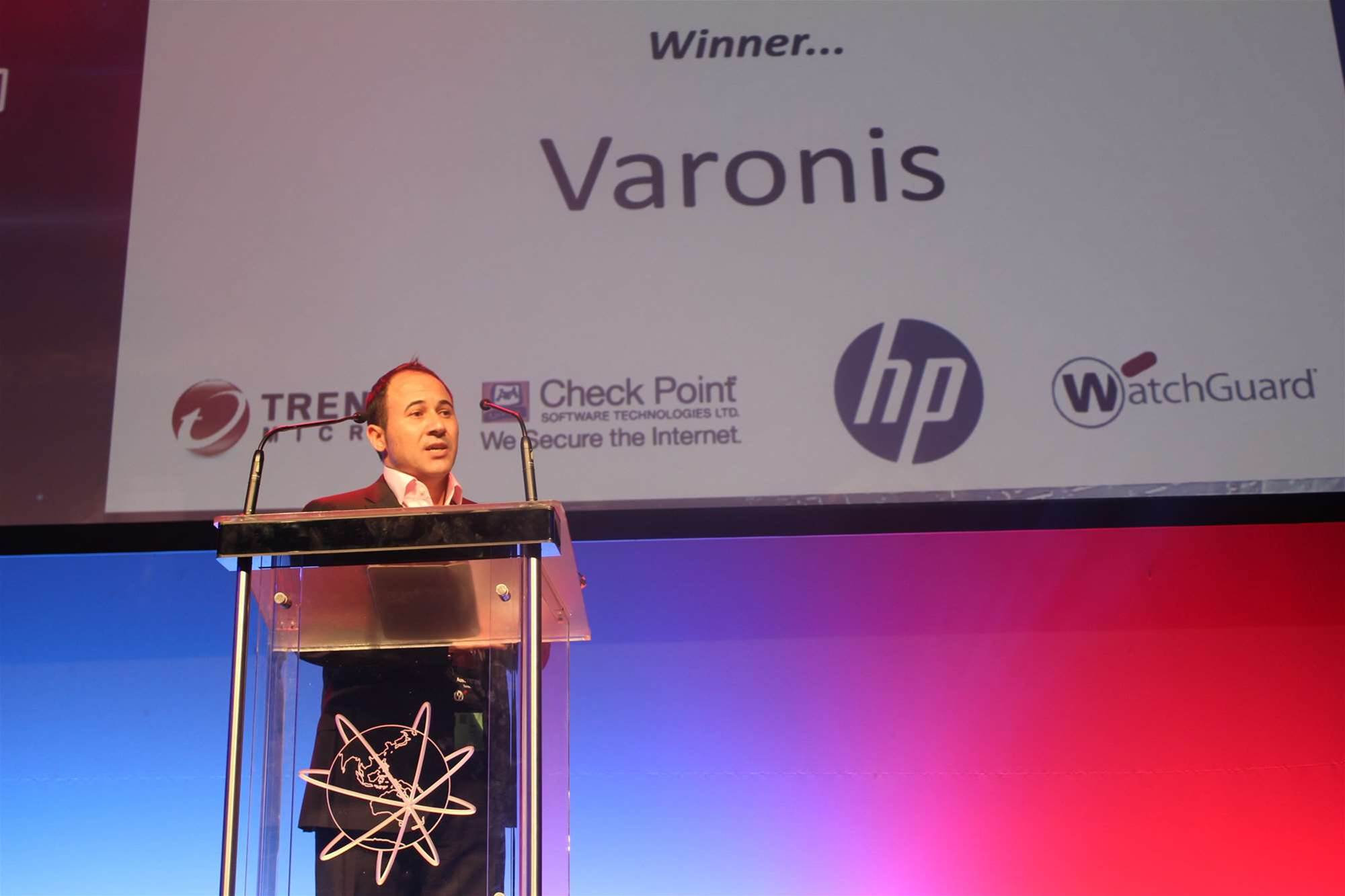 Varonis wins Product of the Year.