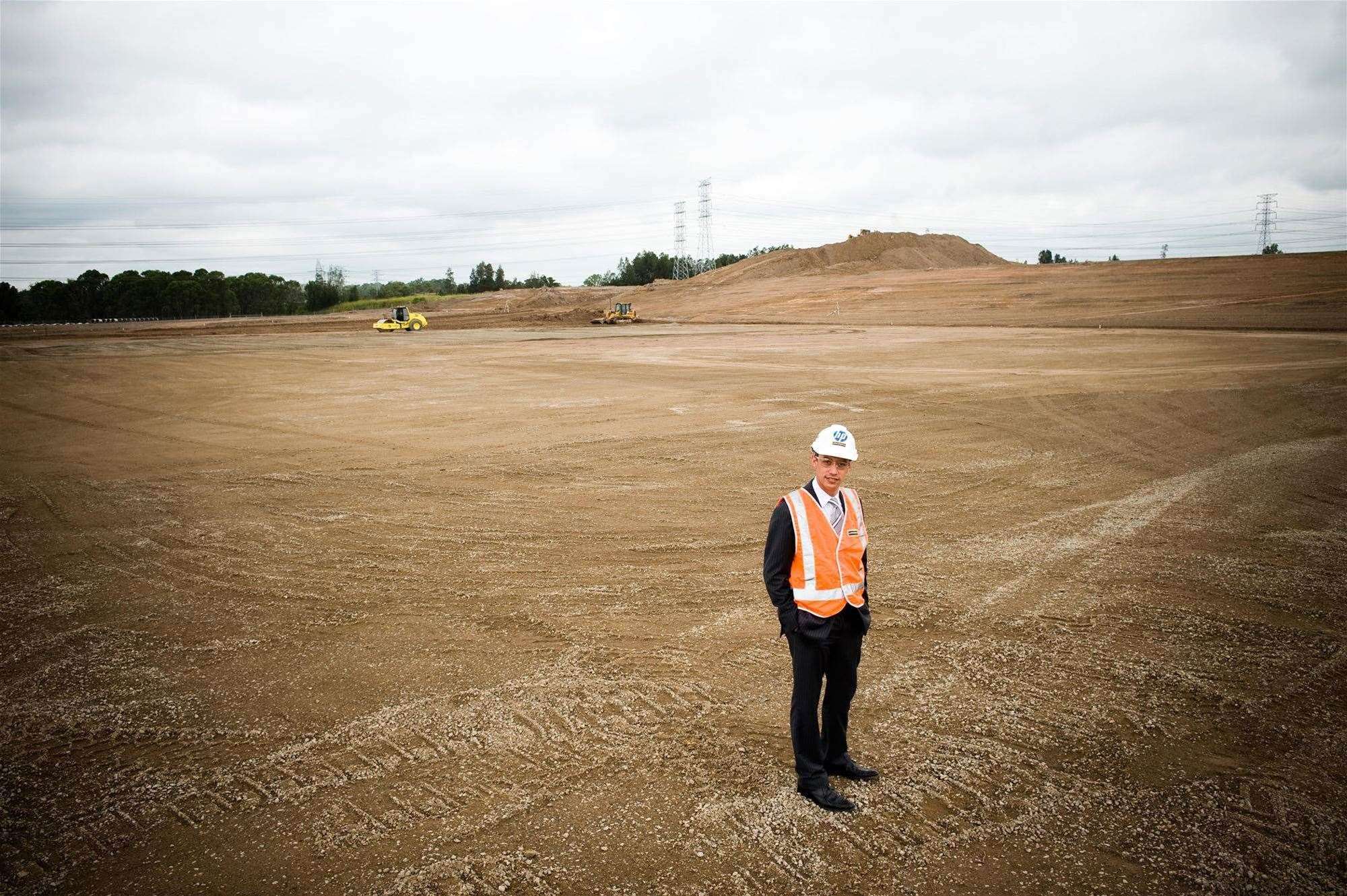The facility, based at Eastern Creek in Sydney's west covers an approximate 134,000 square metres of land. It will hold up to 12,500 square metres of technical floorspace once fully complete.