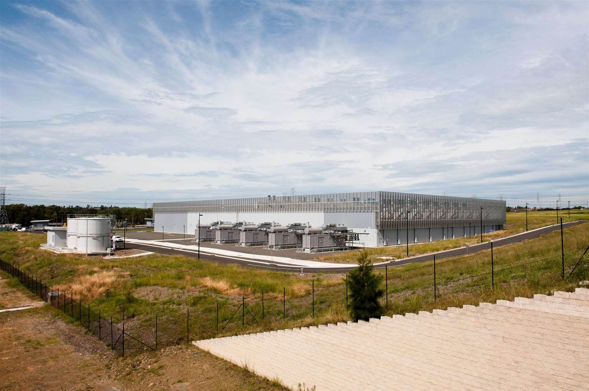 Photos: HP's Sydney data centre