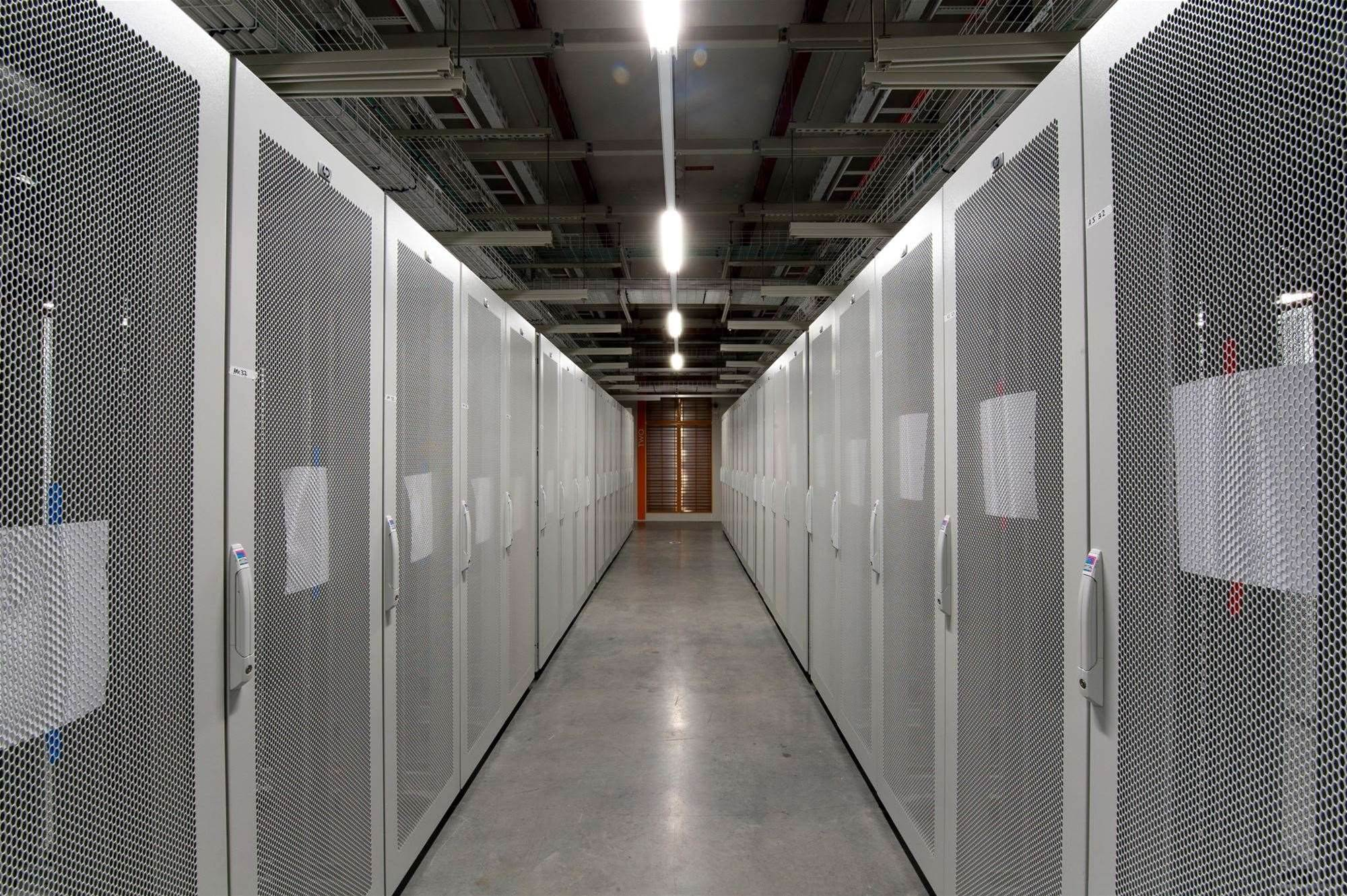 In pictures: HP's Sydney data centre