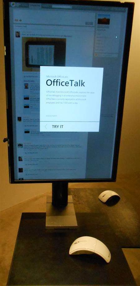 OfficeTalk. You scared, Zuckerberg?