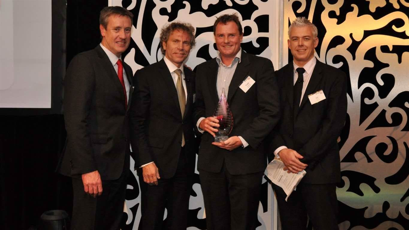 "Datacom director Todd Gorsuch accepted the award for Australian partner of the year. Lenovo said Datacom had re-aligned its business away from a ""dependency on one of Lenovo's major competitors"" and increased Lenovo sales."