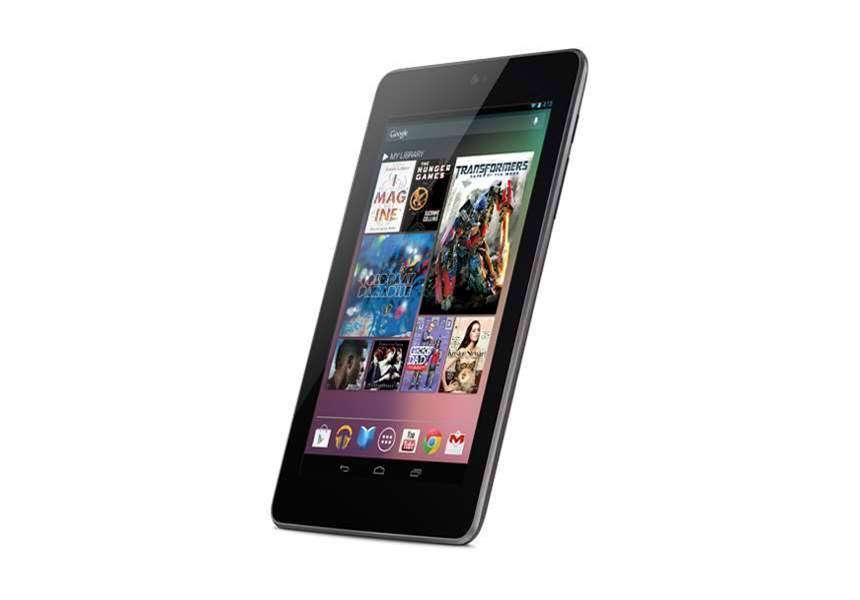 Photos: Google's Nexus 7 tablet