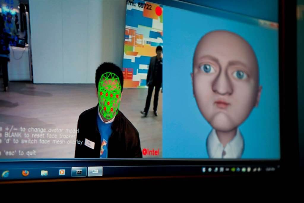 "Intel's 10th annual Research@Intel event showcased ""Facets of Future Life"", featuring more than 20 research projects  Intel says will transform the future of technology.<p>  Pictured: Intel Labs' Avatar Video Chat tracks the users' movements and mannerisms, and echoes them with a customised avatar.</p> <p>Photo credit: Intel</p>"