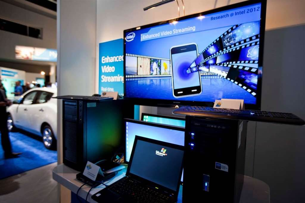 Intel's Enhanced Video Streaming forms part of the company's investigation into technologies potentially able to increase wireless network capacity and deliver improved video streaming. <p>Photo credit: Intel</p>