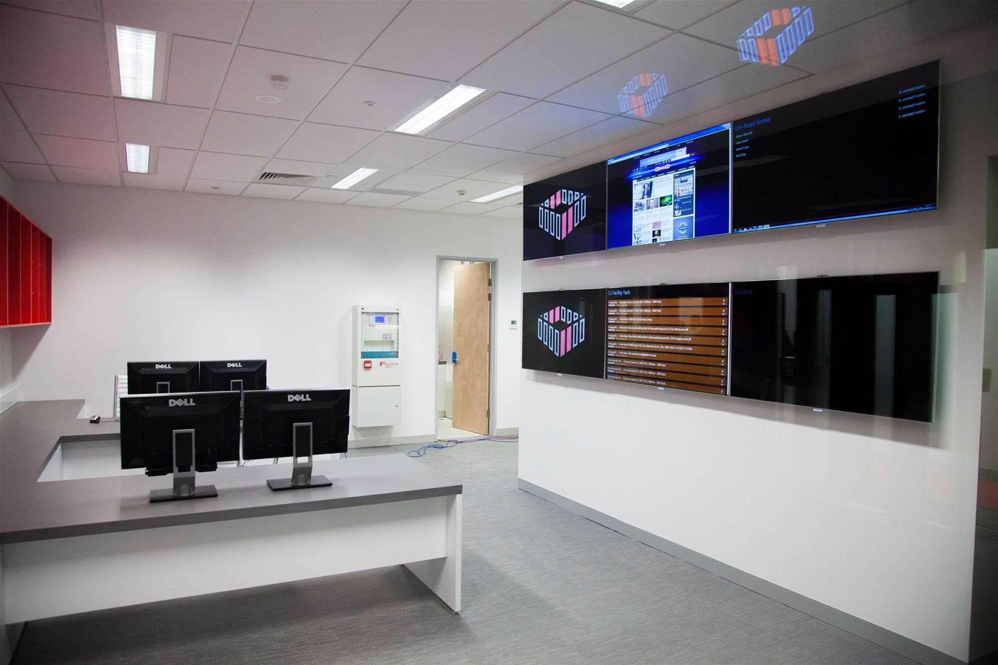 Photos: Inside NextDC's M1 data centre