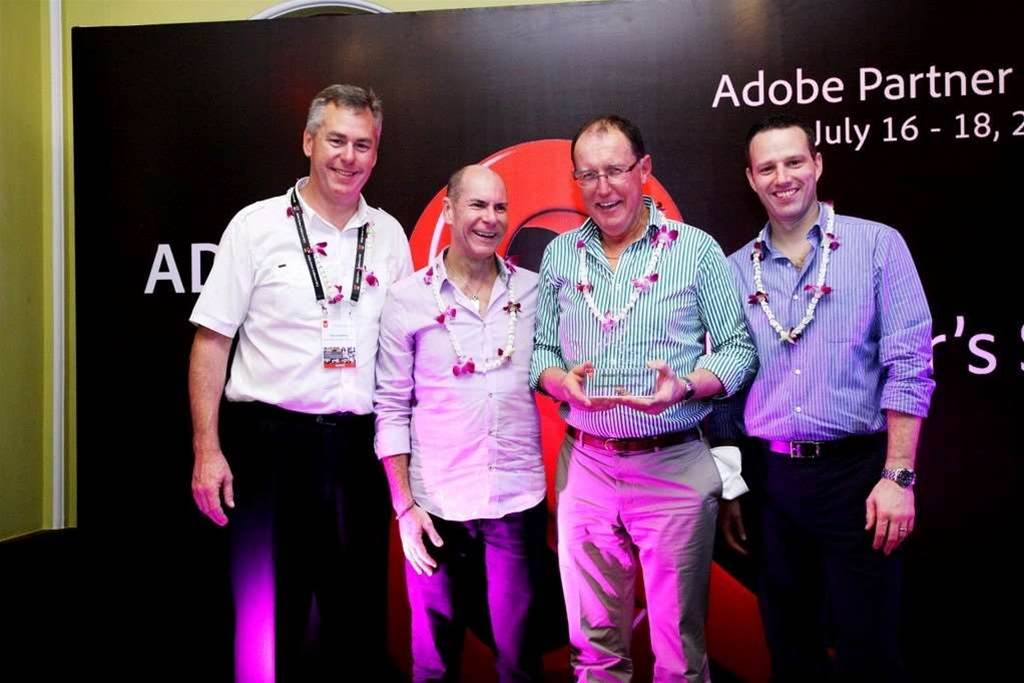 "Adobe's annual APAC partner conference, held last week in Thailand, recognised those partners with stand-out performances for the past year. <p>""The channel is the life-blood of the Adobe business,"" said Paul Robson, Adobe's A/NZ managing director. ""We look forward to our investment in mindshare, activity and programs to help drive this market and consolidate these successful partnerships.""</p> <p>Software provider Zallcom scored the nod for Acrobat partner of the year.</p>"