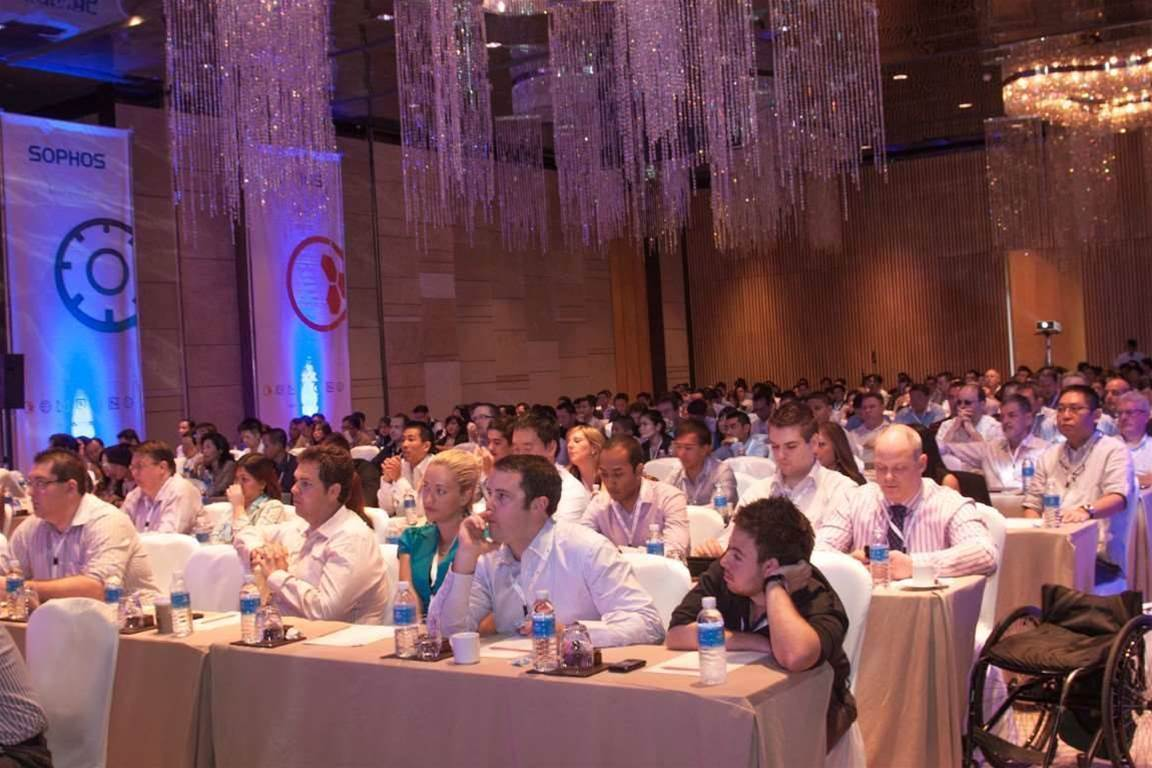 Over 200 delegates attended the Sophos APAC Partner Conference in July, with 40 percent of those new partners. The conference was held at the Hilton in Thailand to recognise Sophos' top performing partners in the Asia Pacific.