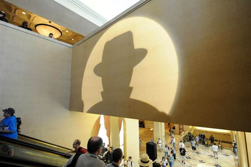 Photos: BlackHat 2012