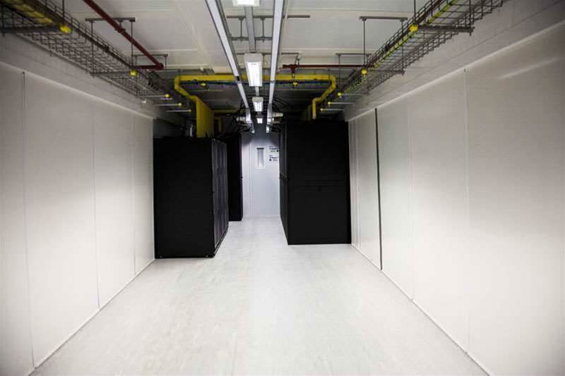 "More space within the hot zone. The facility achieves a power utilisation efficiency (PUE) of less than 1.2, ""compared to traditional data centres which can run in excess of 2.2"", according to Peter McGrath, executive general manager of Metronode's parent company Leighton Telecommunications."