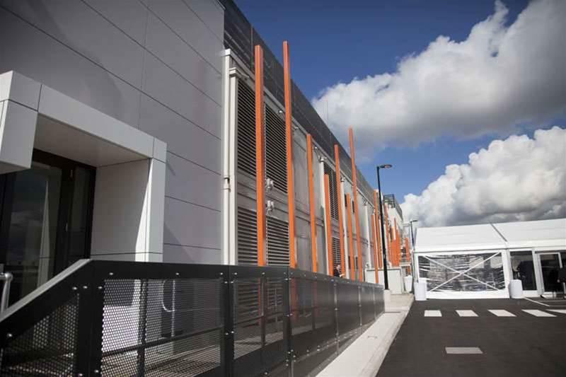 Photos: Metronode's Melbourne2 data centre