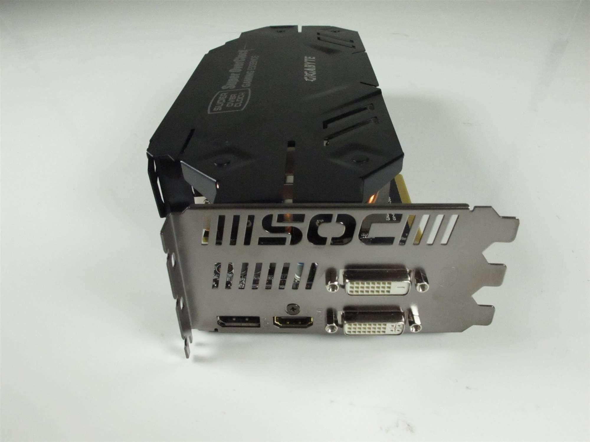 Gigabyte GTX 680 Super Overclock