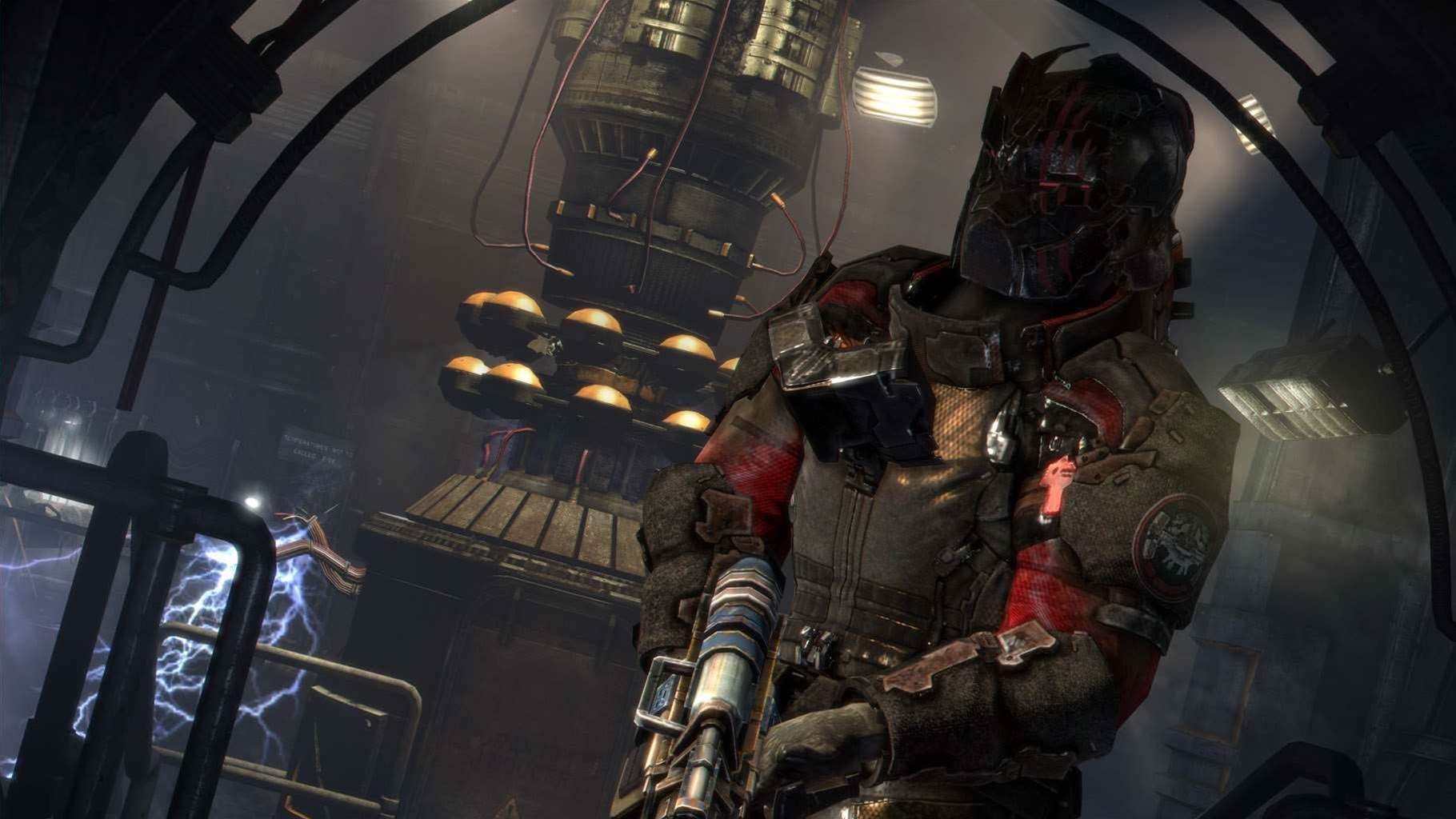 New Dead Space 3 screens
