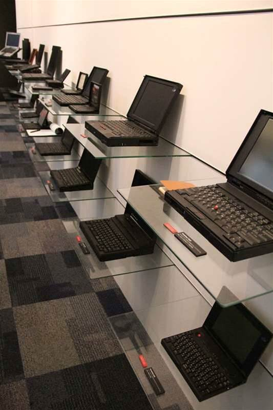 In pictures: 20 years of ThinkPad