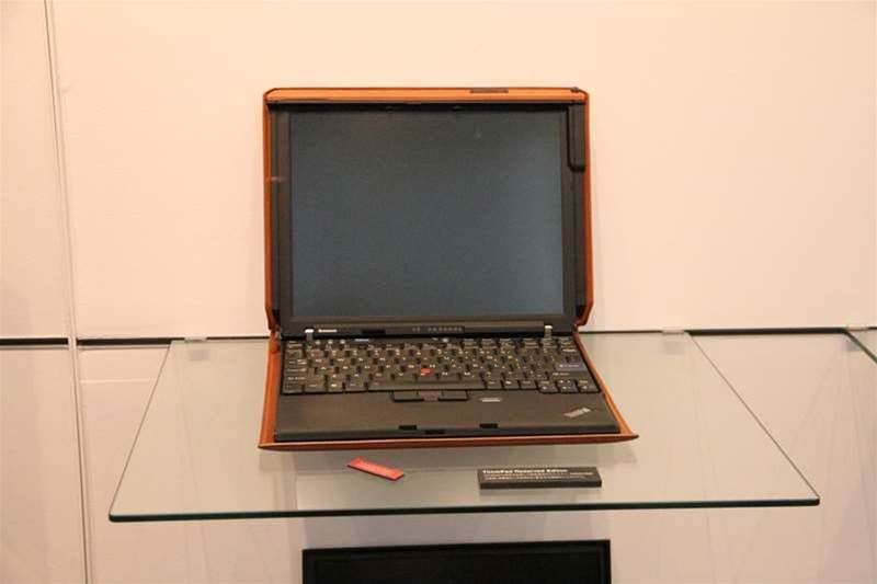 In 2005 IBM launched the ThinkPad Reserve Edition. While a classy leather case isn't enough to induce someone to part with $US5,000 these days, this product was designed to spruik the upper limits of IBM's global support back then, with buyers treated to beneftis such as maximum two-ring telephone support and 4-hour turnaround for repairs.