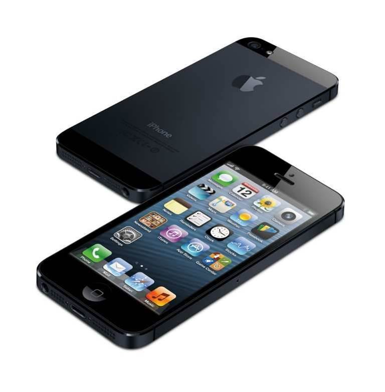The black iPhone 5 will ship in black and slate. The smartphone will retail in Australia from Apple for $799 for the 16GB model, $899 for 32GB and $999 for the 64GB model.  It is available for pre-order on September 14 from Apple and will start shipping to Australia on the 21st. The new iteration of Apple's mobile operating system, iOS 6, will arrive on September 19.