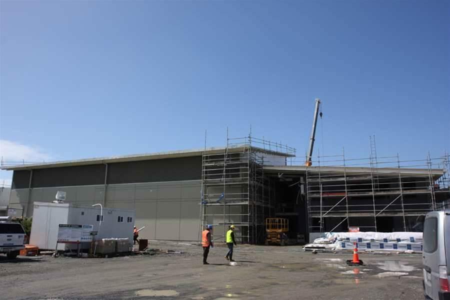 Photos: Datacom builds $24m data centre