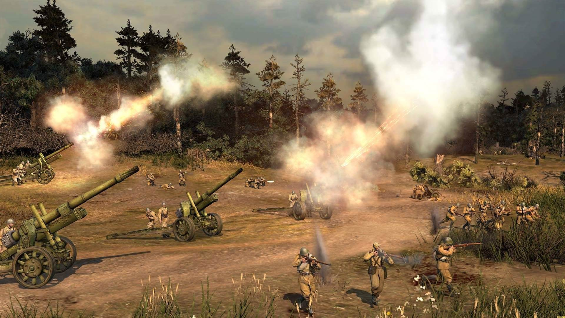 Company of Heroes 2 - Preview screenshots