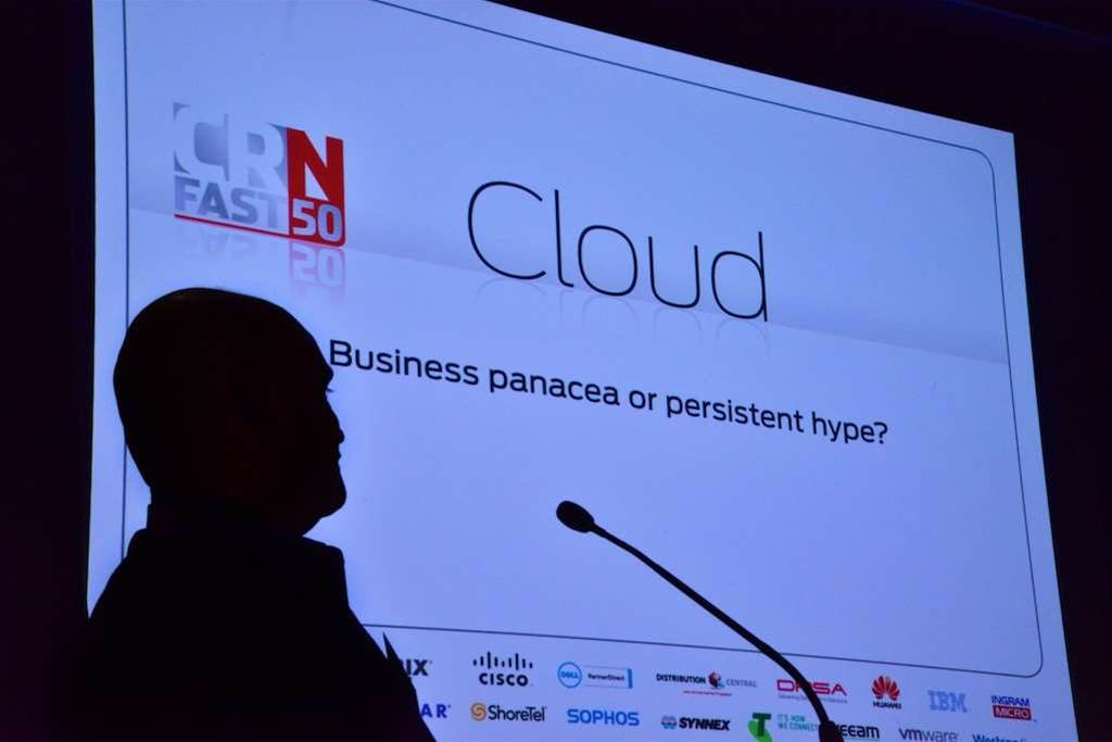 In pictures: CRN Fast50 roundtables