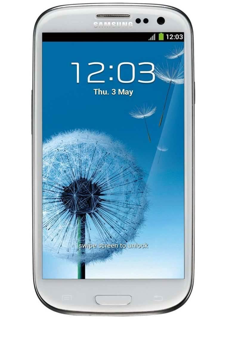 The five best smartphones of 2012