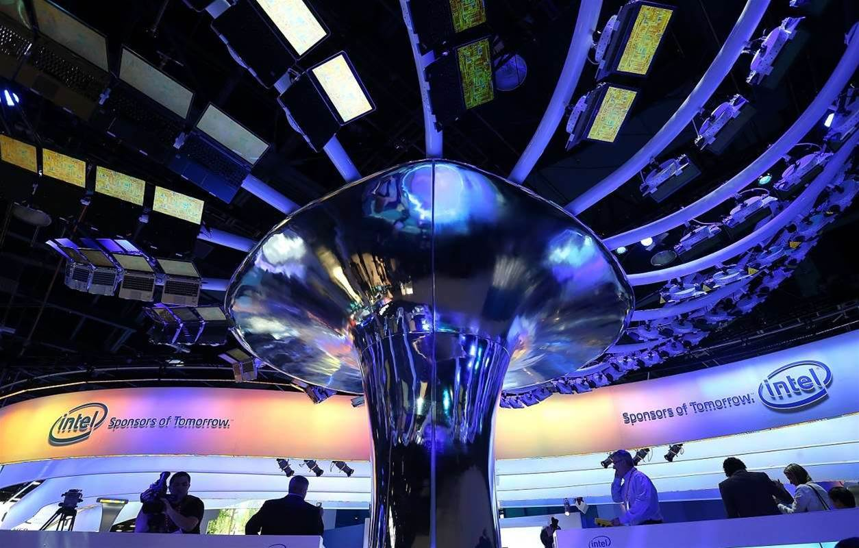 In pictures: Eye-catching booths at CES 2013