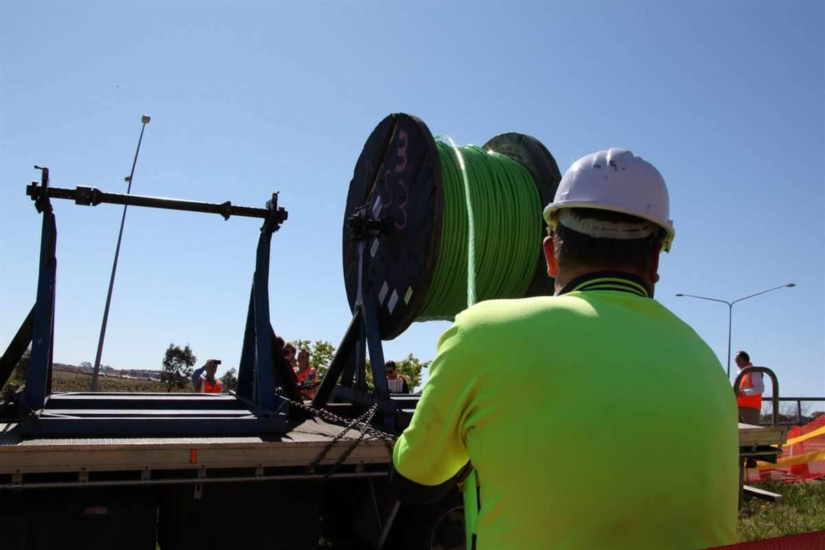 On location: Rolling out the NBN