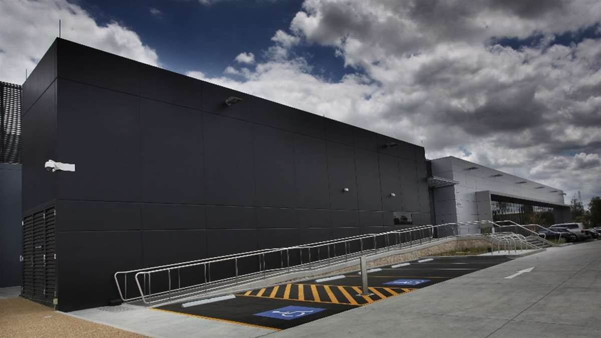 Photos: Digital Realty opens Erskine Park data centre
