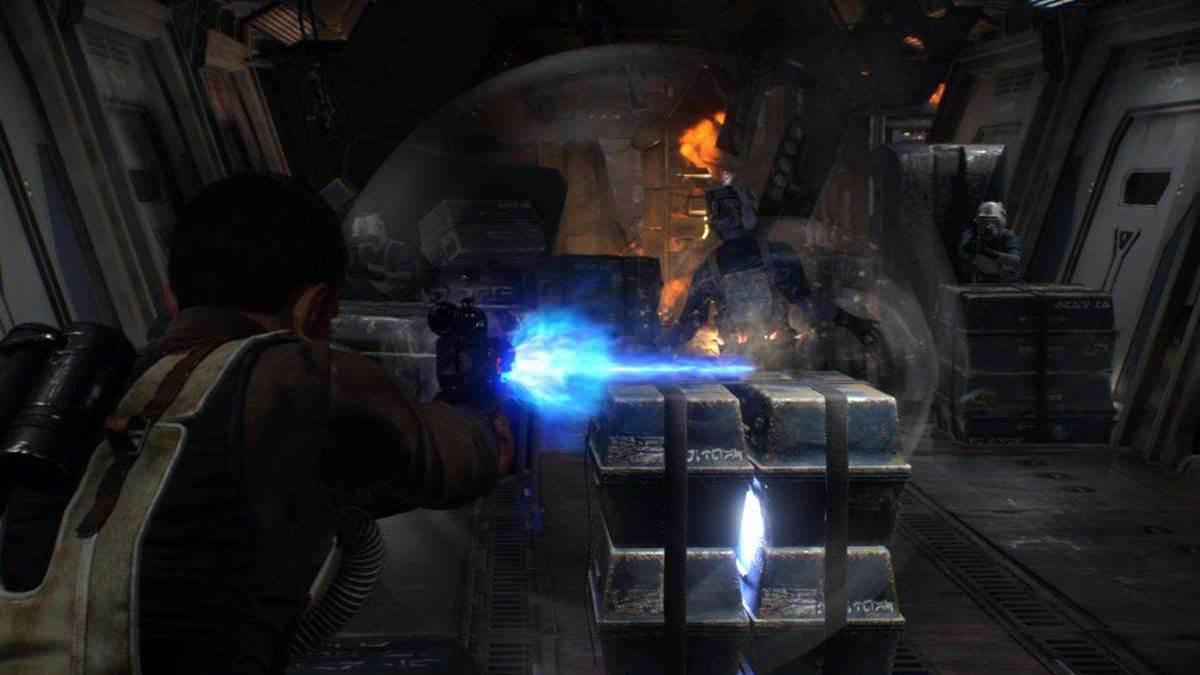 Star Wars 1313 gamescom screenshots
