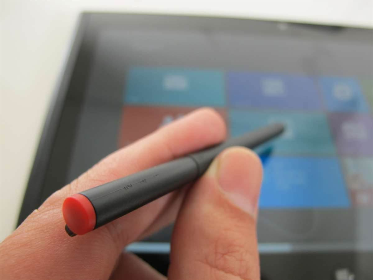 In pictures: Lenovo Thinkpad Tablet 2